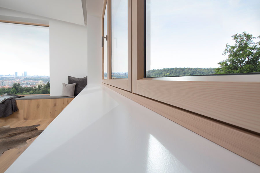 puritamo - HIRTH Fensterbänke
